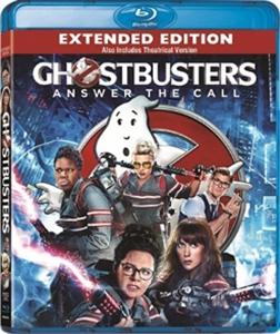 GHOSTBUSTERS (2016) 捉鬼敢死隊 (DVD)