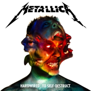 METALLICA : HARDWIRED...TO SELF DESTRUCT (DELUXE EDITION) (3CD)