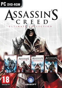 PS4 ASSASSIN'S CREED THE EZIO COLLECTION (ENG/ CHI) (ASI)