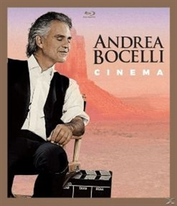ANDREA BOCELLI : CINEMA (CD+DVD)