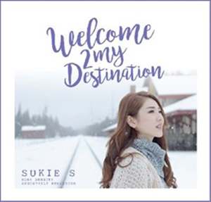 SUKIE'S : WELCOME 2 MY DESTINATION + SUKIE S MY FIRST STAGE LIVE 2016 (2CD)