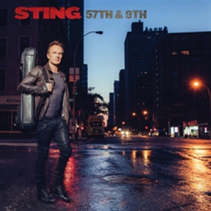 STING : 57TH & 9TH (DELUXE) (CD)