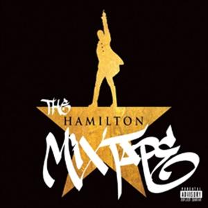 OCR : HAMILTON - THE HAMILTON MIXTAPE (CD)