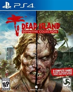 PS4 DEAD ISLAND DEFINITIVE EDITION (ENG) (ASI)