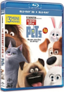 SECRET LIFE OF PETS PeT PeT 當家 (DVD)