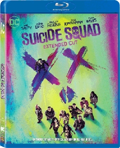 SUICIDE SQUAD 自殺特攻:超能暴隊 雙碟加長版 (2BRDVD)