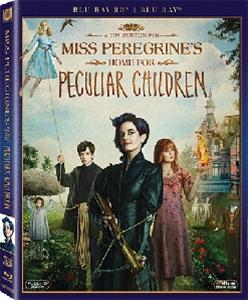 MISS PEREGRINE'S HOME FOR PECULIAR CHILDREN 柏鳥小姐的童幻世界 雙碟版 (2D+3DBRDVD)