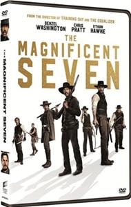 MAGNIFICENT SEVEN (2016) 七俠蕩寇誌 (DVD)
