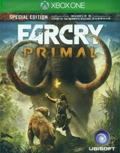 XBOX ONE FAR CRY PRIMAL SPECIAL EDITION (中英文合版) (ASI)