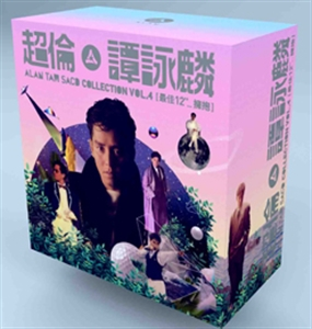 譚詠麟 : 超倫.譚詠麟 - ALAN TAM SACD COLLECTION VOL.4 (6SACD)