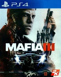 PS4 MAFIA III (中英文合版) (ASI)