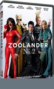 ZOOLANDER 2 非常索凸務 2 (DVD)
