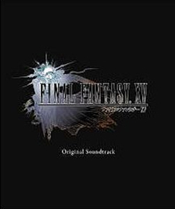 OST : FINAL FANTASY XV (台灣版) (4CD)