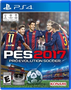 PS4 PRO EVOLUTION SOCCER 2017 (中英日合版) (ASI)