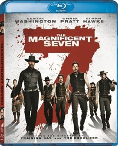 MAGNIFICENT SEVEN (2016) 七俠蕩寇誌 (BRDVD)