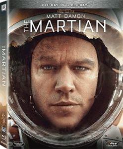 MARTIAN,THE 火星任務 (雙碟裝) (2D+3DBRDVD)