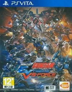 PS VITA MOBILE SUIT GUNDAM 機動戰士 EXTREME VS-FORCE (中日文合版) (ASI) (3)