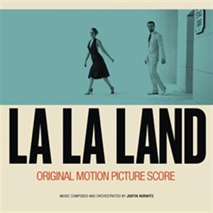 OST : LA LA LAND - SCORE (CD)