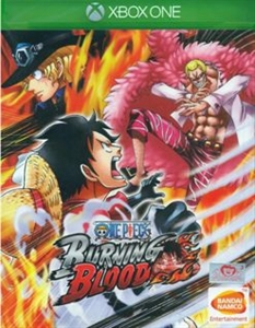 XBOX ONE ONE PIECE BURNING BLOOD (ENG) (ASI)