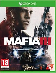 XBOX ONE MAFIA III (ASI)