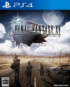 PS4 FINAL FANTASY XV (繁體中文版) (ASI) (3)