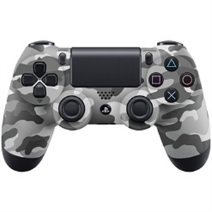 PS4 SONY DUAL SHOCK 4 WIRELESS CONTROLLER (SILVER) (CUH-ZCT2G 15) (ASI)