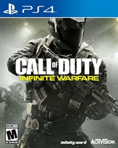 PS4 CALL OF DUTY INFINITE WARFARE (US)