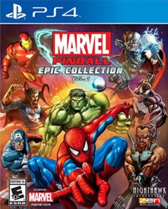 PS4 MARVEL PINBALL EPIC COLLECTION VOL.1 (US)