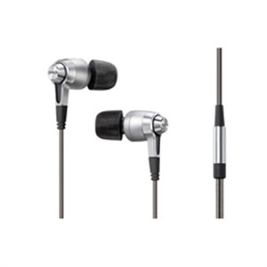 DENON C720 HIGH QUALITY IN-EAR HEADPHONE (SILVER)