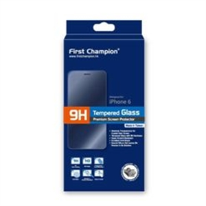 FIRST CHAMPION 9H TEMPERED GLASS PREMIUM SCREEN PROTECTOR FOR IPHONE 6 / 6S