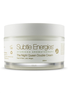 THE NIGHT QUEEN DOUBLE BODY CREAM 200ML