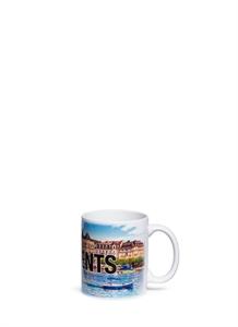 Geneva print mug