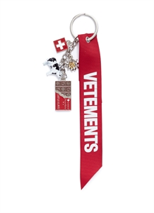 Assorted Swiss motif keychain