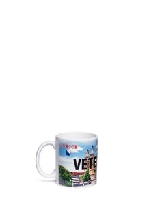 Zurich print mug