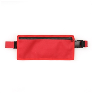Red Wallet Waistpack