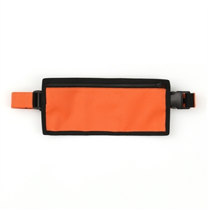 Orange Wallet Waistpack