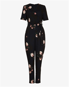 Harriet Floral Jumpsuit