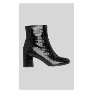 Rowan Croc Zip Front Boot