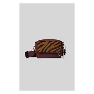 Bibi Tiger Crossbody Bag