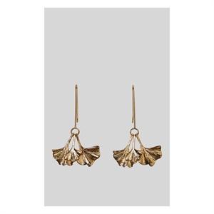 Multi Leaf Drop Earring