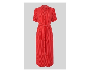 Montana Stripe Shirt Dress