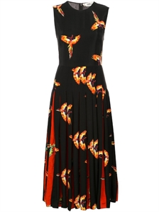 THE DVF TALITA DRESS