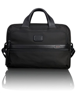 TUMI ALPHA TRIPLE COMPARTMENT BRIEF