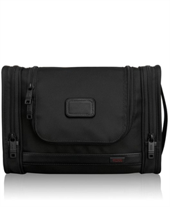 TUMI ALPHA HANGING TRAVEL KIT