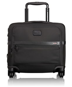 TUMI ALPHA 4 WHEEL COMPACT BRIEF