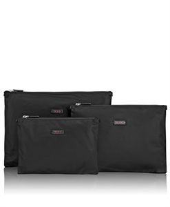 TUMI Travel Access. 3 POUCH SET