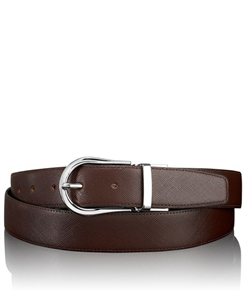TUMI Belts SAFFIANO HORSESHOE REV 44