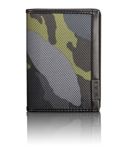 ALPHA SLG GUSSETED CARD CASE