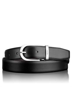 TUMI Belts GLD HORSESHOE REV BELT OS