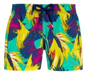 Birds of Paradise Swim Shorts (Kids)